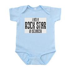 Rock Star In Ecuador Infant Creeper