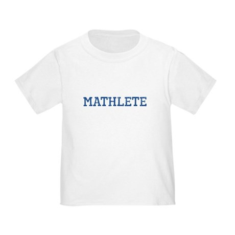 Mathlete Toddler T-Shirt