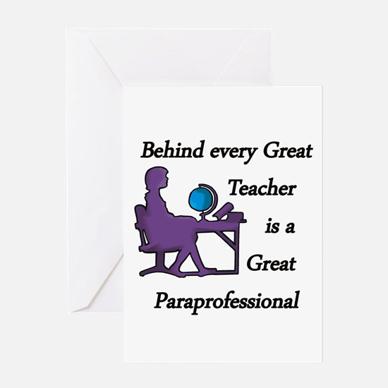 parapro Greeting Cards