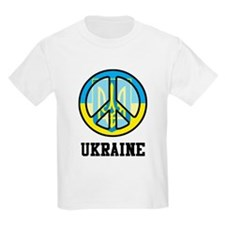Peace In Ukraine T-Shirt