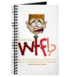 Obama WTF!? Design 2 Journal