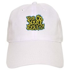 Your Co. Name Here!?! Baseball Cap