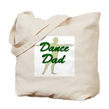 Dance Dad Tote Bag