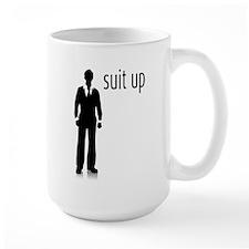 Suit Up Mug