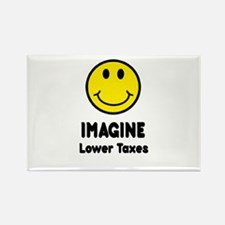 Funny Tax relief Rectangle Magnet