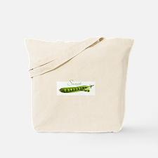 Sweet Pea Tote Bag