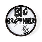 Big Brother (Monkies) Wall Clock