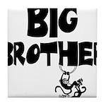 Big Brother (Monkies) Tile Coaster