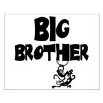 Big Brother (Monkies) Small Poster