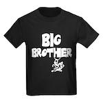 Big Brother (Monkies) Kids Dark T-Shirt
