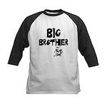 Big Brother (Monkies) Kids Baseball Jersey