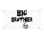 Big Brother (Monkies) Banner