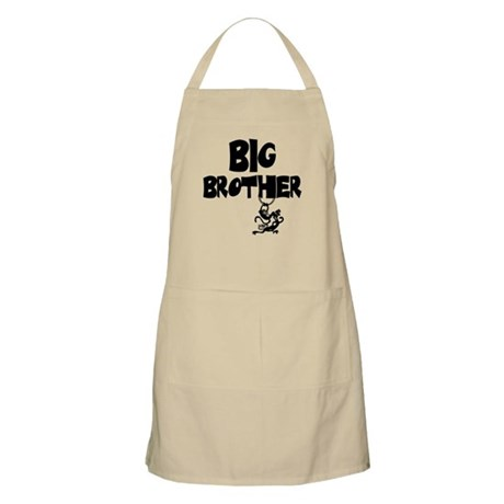 Big Brother (Monkies) BBQ Apron