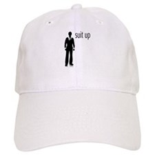 Suit Up Baseball Cap
