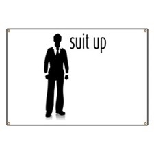 Suit Up Banner