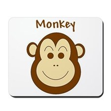 Monkey Mousepad