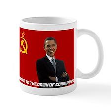 Unique Obama comrade Mug