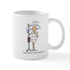 Funny Nurse Four Mug