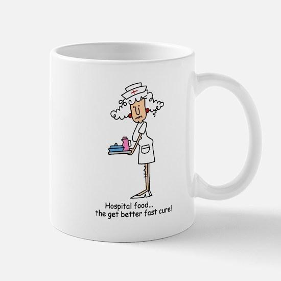Funny Nurse Five Mug
