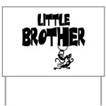 Little Brother (Monkies) Yard Sign