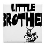 Little Brother (Monkies) Tile Coaster
