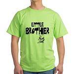Little Brother (Monkies) Green T-Shirt