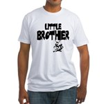 Little Brother (Monkies) Fitted T-Shirt