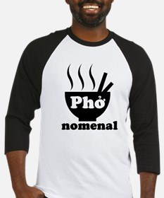 Unique What the pho Baseball Jersey