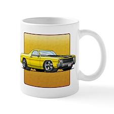 Yellow w/Black Stripes El Camino Mug
