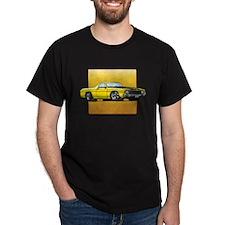 Yellow w/Black Stripes El Camino T-Shirt