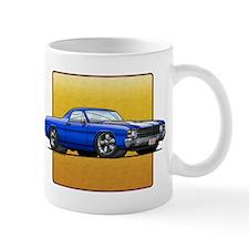 Blue w/White Stripe El Camino Mug