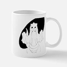 Ghost Dragon Mug
