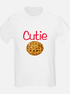 Cutie Pie Kids T-Shirt