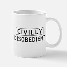 Civilly Disobedience Mug