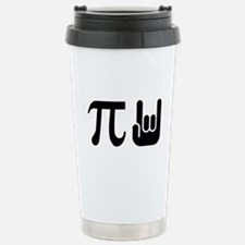 Pi Rocks Travel Mug