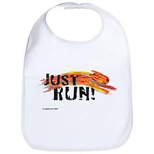 Just RUN! Bib