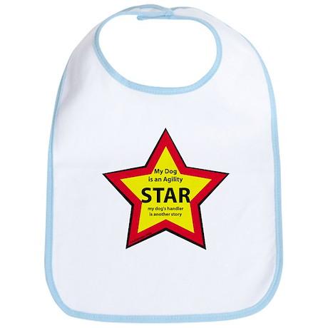 Agility Star Bib