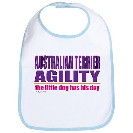 Australian Terrier Agility Bib