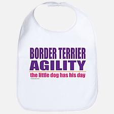 Border Terrier Agility Bib