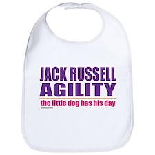 Jack Russell Agility Bib