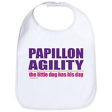 Papillon Agility Bib