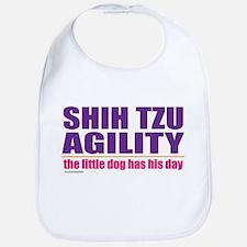 Shih Tzu Agility Bib