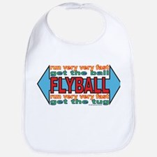 All About FLYBALL Bib