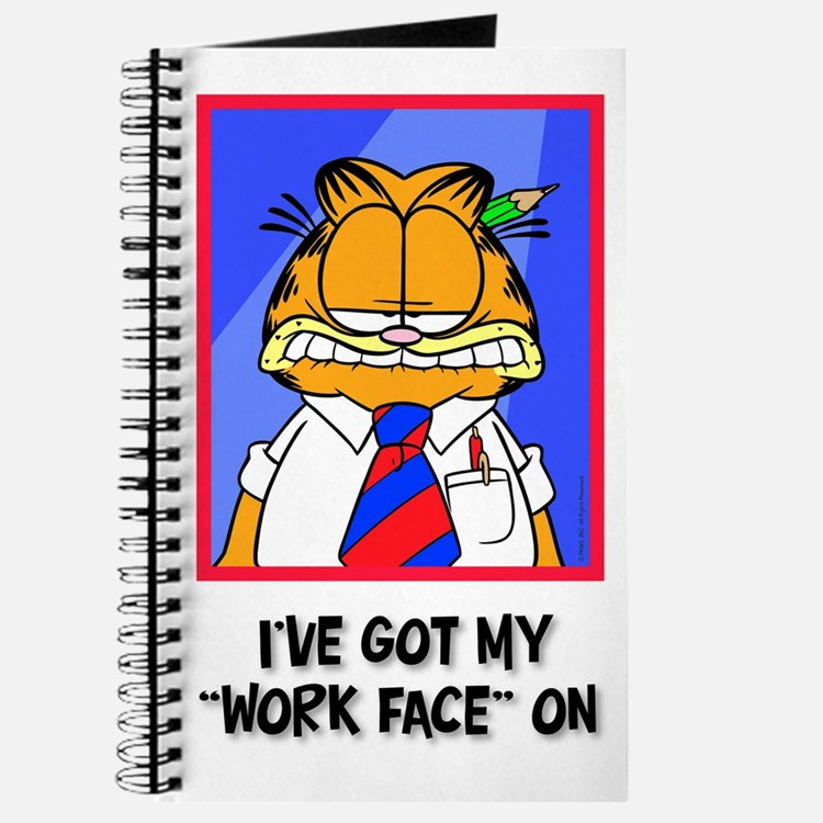 Work Face Journal