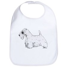 Sealyham Terrier Bib