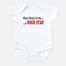 CAREER 2 Infant Bodysuit