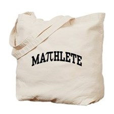 Mathlete Tote Bag