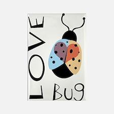 Love Bug Rectangle Magnet