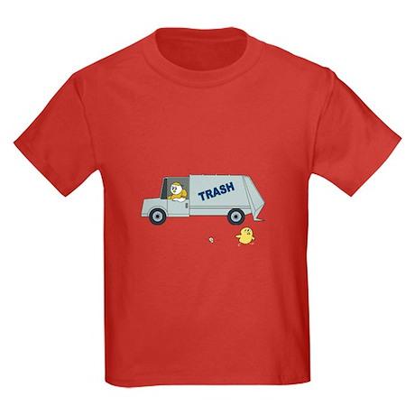Oh No! Kids Dark T-Shirt
