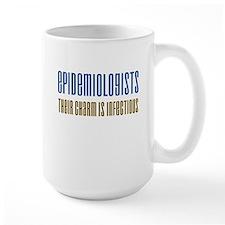 Epidemiologists Charm Mug
